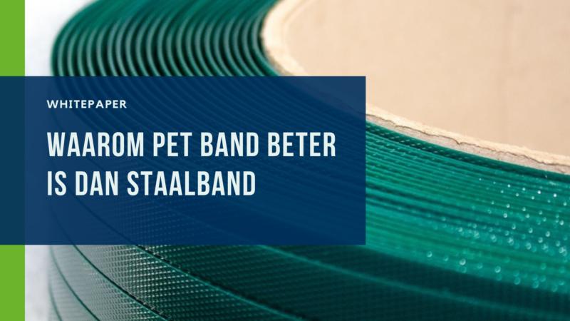 Waarom Pet Band Beter Is Dan Staalband